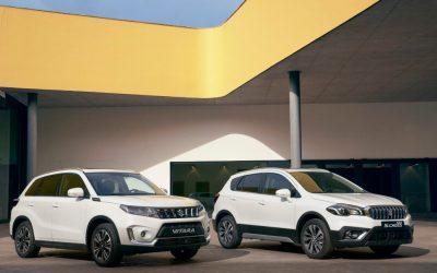 Smart Hybrid-aandrijflijn voor Suzuki Vitara en S-Cross