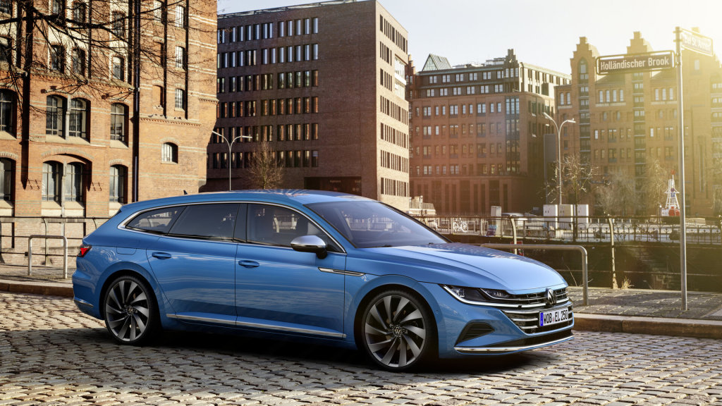 Volkswagen introduceert Arteon Shooting Brake