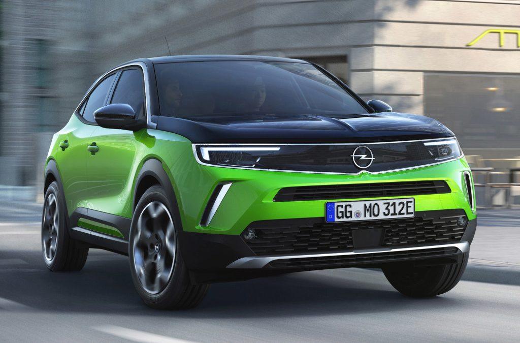Opel introduceert nieuwe Mokka