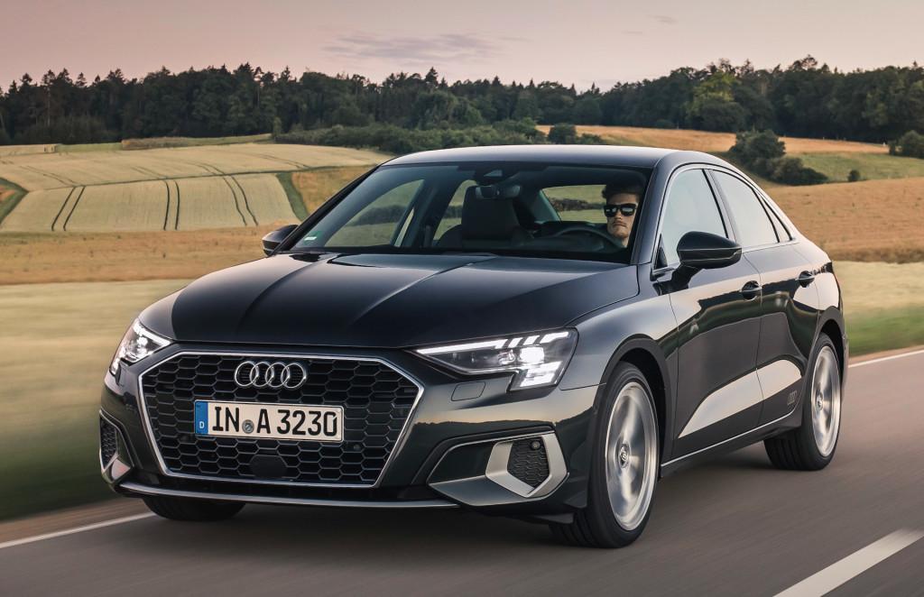 Audi introduceert A3 Limousine