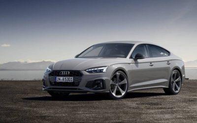Audi A5 nu ook als 35 TFSI
