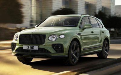 Bentley vernieuwt Bentayga