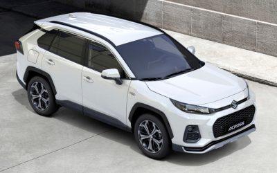 Suzuki introduceert Across