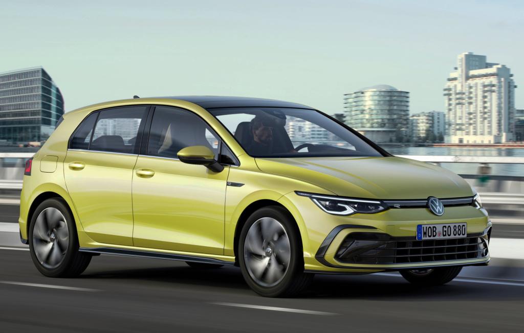 Volkswagen Golf nu ook in R-Line-uitvoering