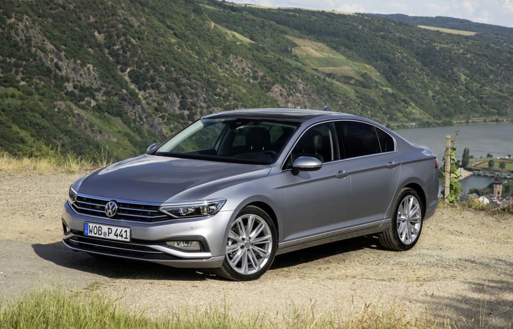 Volkswagen Passat aangepast voor modeljaar 2020