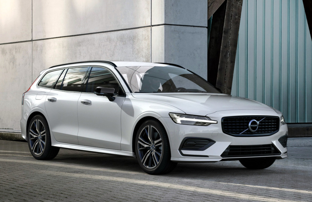 Volvo introduceert V60 B3 Momentum Advantage