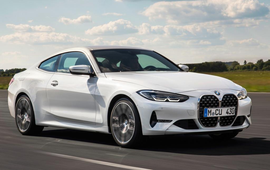 BMW maakt prijzen 4-Serie Coupe bekend