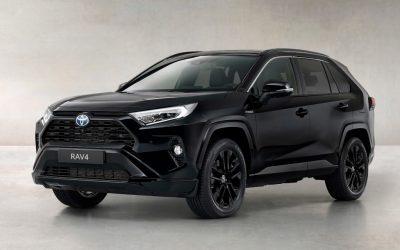Toyota RAV4 tijdelijk als Black Edition