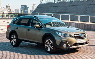 Subaru introduceert Outback X-Explore