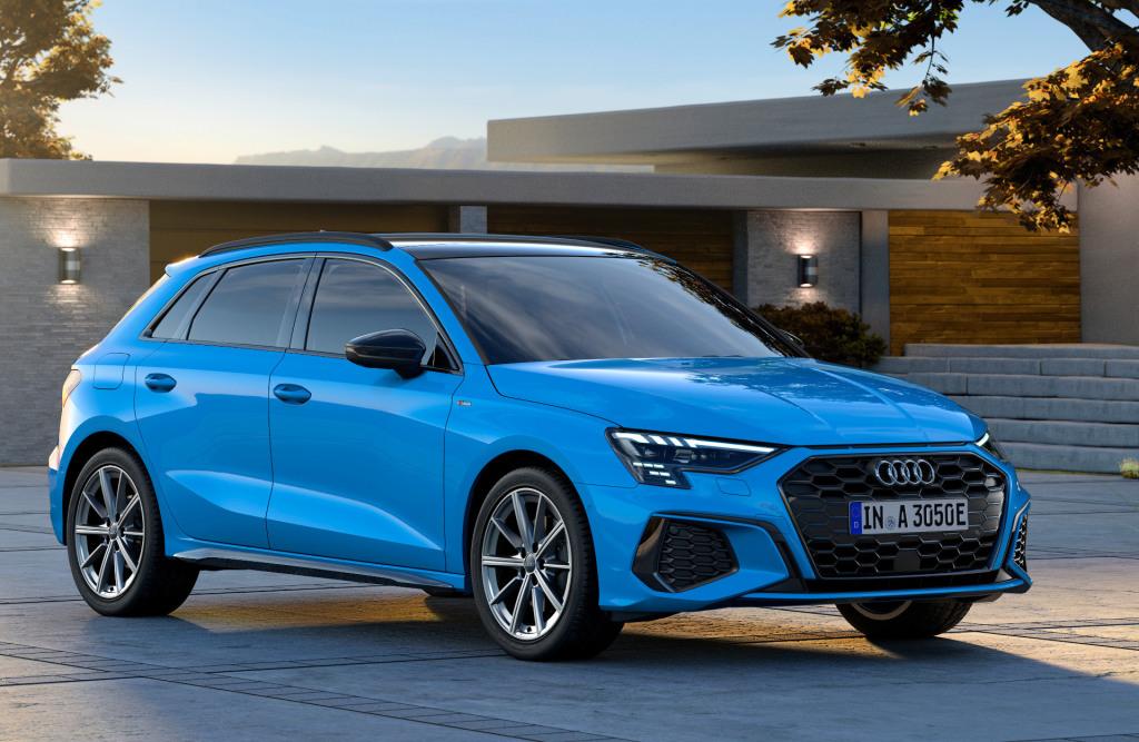 Audi A3 Sportback nu ook als PHEV