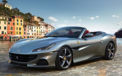 Ferrari introduceert Portofino M