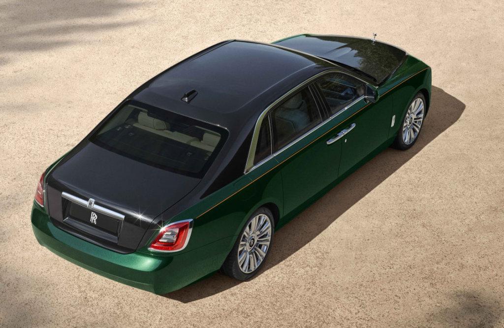 Rolls Royce introduceert nieuwe Ghost