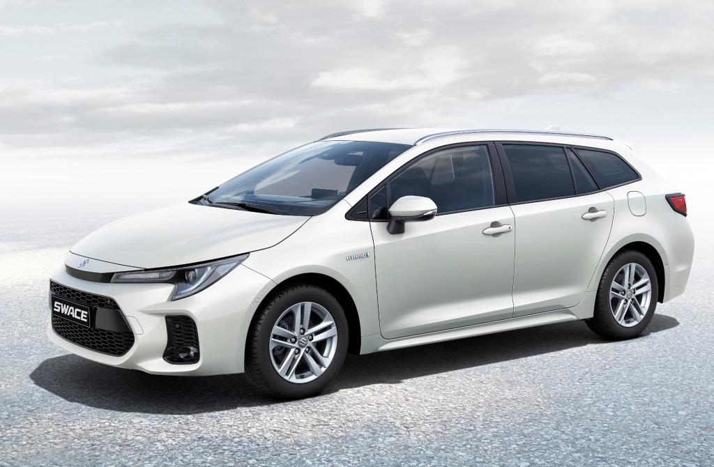 Suzuki introduceert Swace
