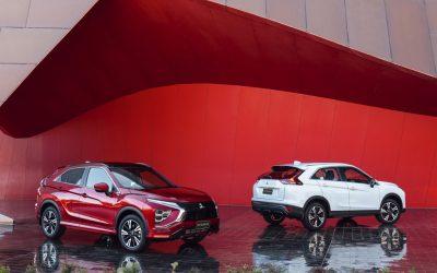 Mitsubishi introduceert Eclipse Cross PHEV