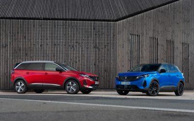 Peugeot vernieuwt 3008 en 5008