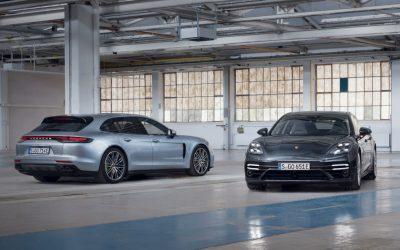 Nieuwe PHEV voor Porsche Panamera
