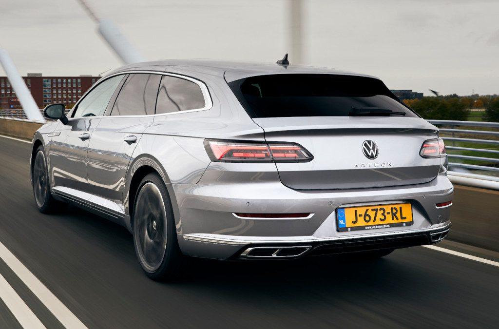 Volkswagen Arteon Shooting Brake arriveert in Nederland