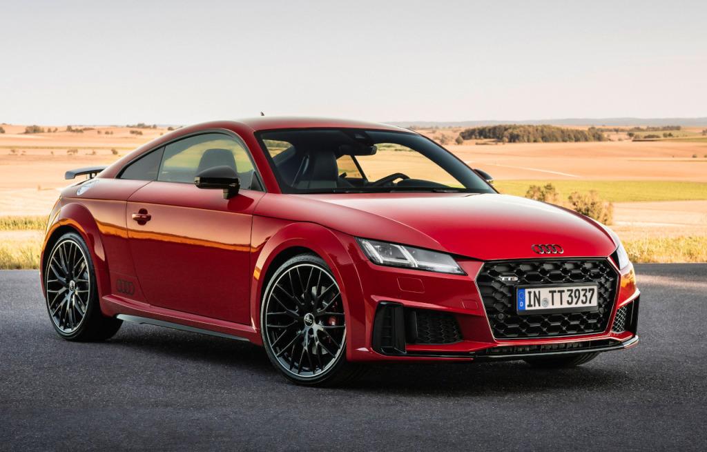 Audi TT als competition plus