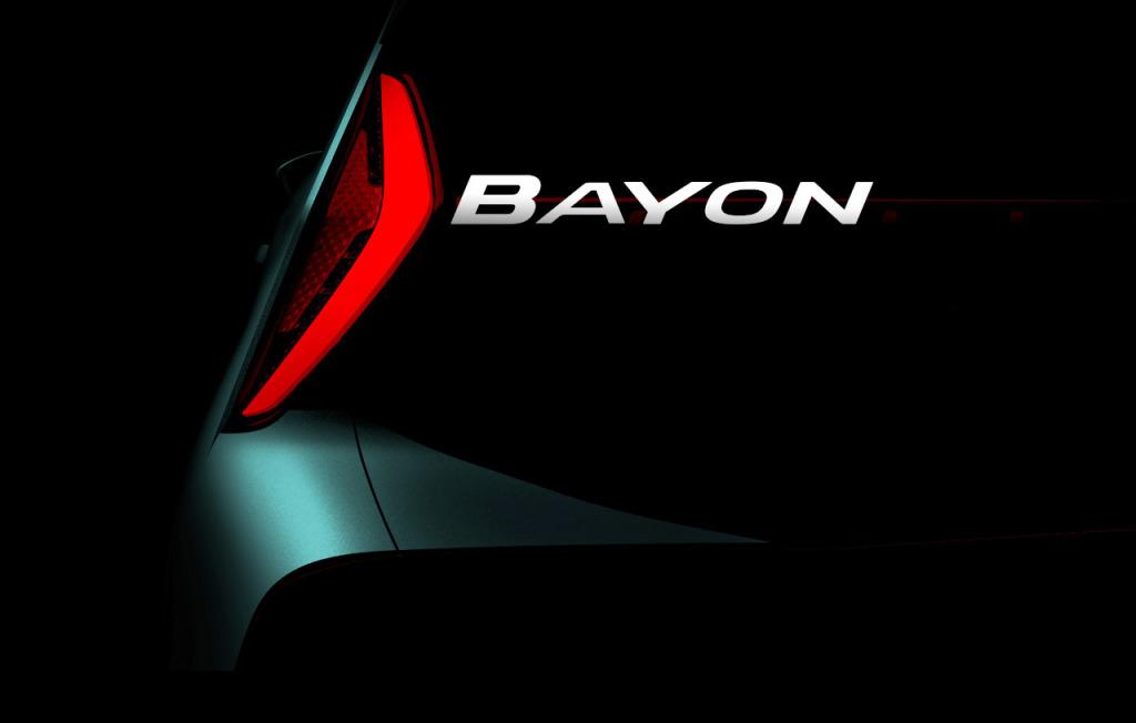 Nieuwe Hyundai heet Bayon