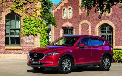 Mazda maakt prijzen CX-5 modeljaar 2021 bekend