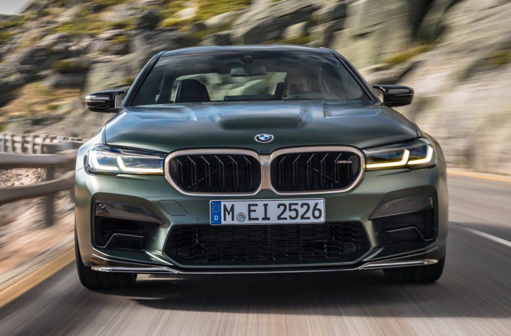 BMW introduceert M5 CS