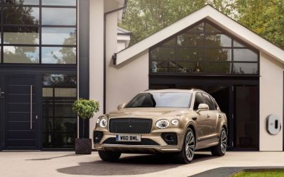 Bentley introduceert Bentayga PHEV