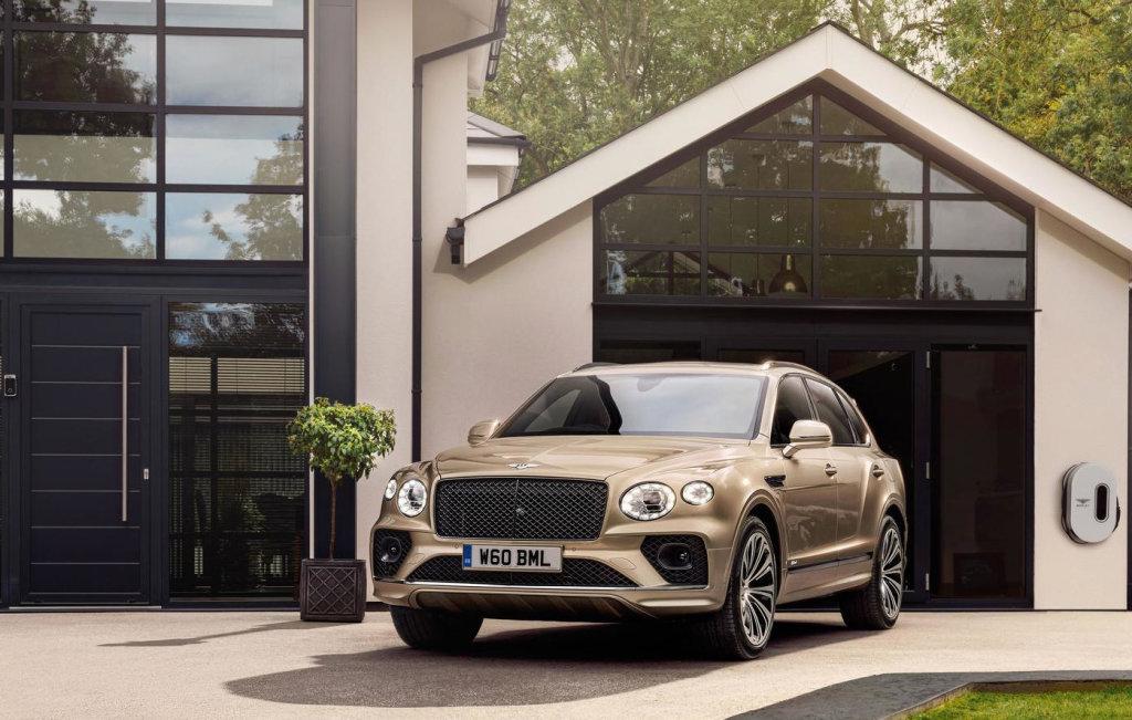 Bentley introduceert Bentayga PHEV