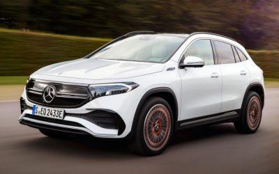 Mercedes-Benz introduceert EQA
