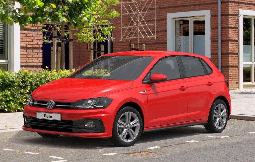 Volkswagen Polo tijdelijk als R-Line Edition