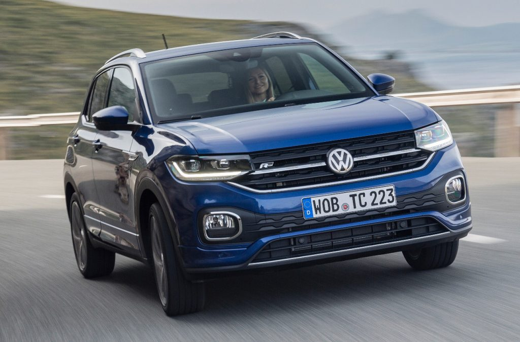 VW introduceert T-Cross R-Line