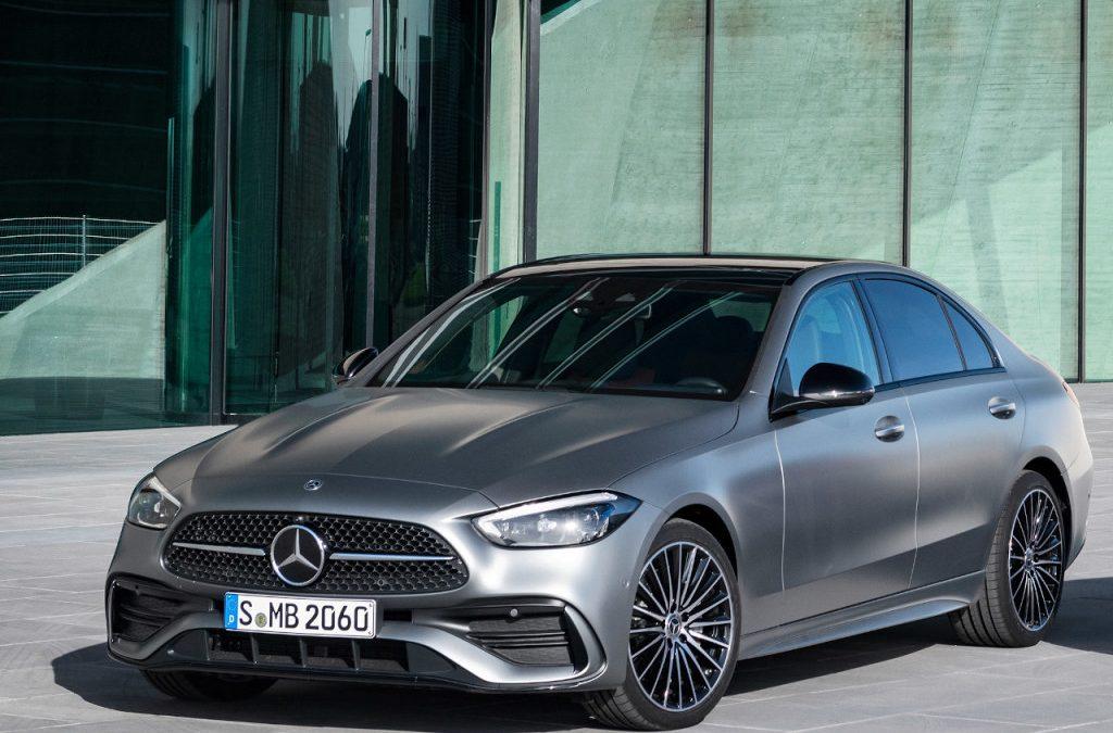 Mercedes-Benz introduceert nieuwe C-Klasse
