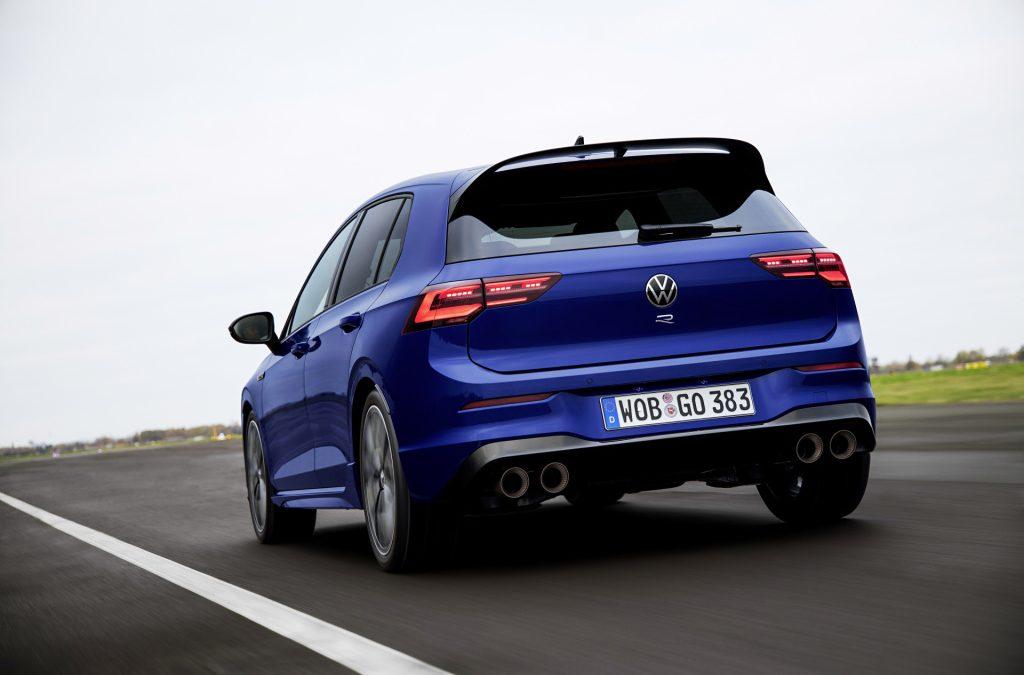 Volkswagen Golf R nu te bestellen