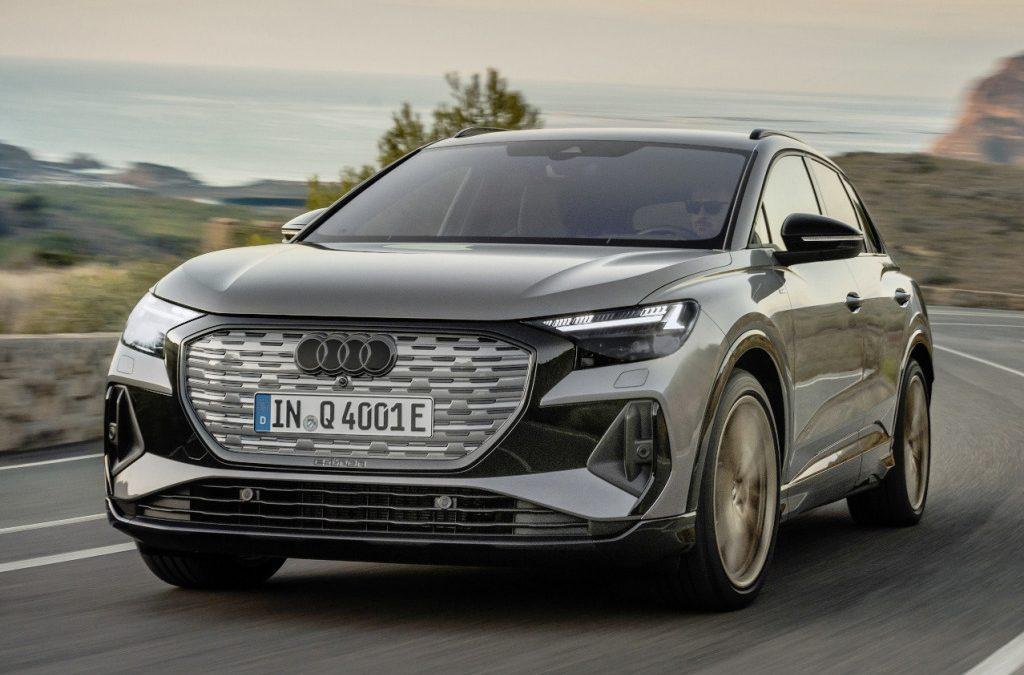 Audi start verkoop Q4 e-tron