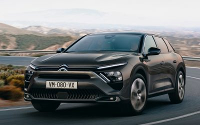 Citroen introduceert C5 X