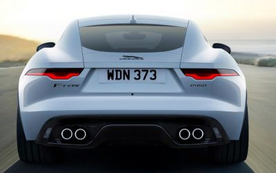 Jaguar introduceert F-TYPE R-Dynamic Black