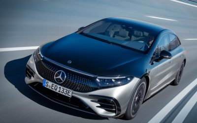 Mercedes-Benz introduceert EQS