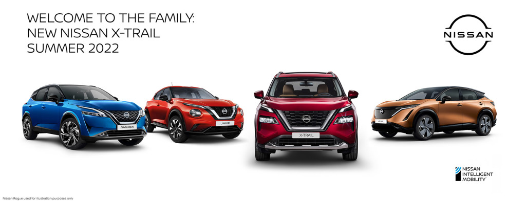 Nissan kondigt nieuwe X-TRAIL aan