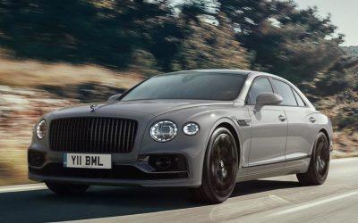 Bentley Flying Spur aangepast voor 2022