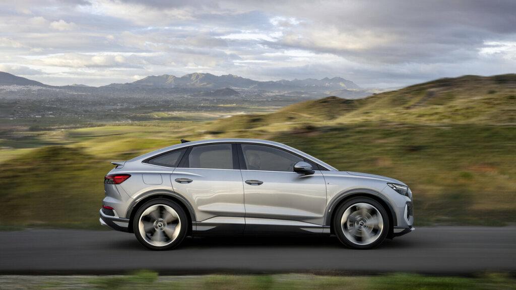 Audi prijst Q4 Sportback
