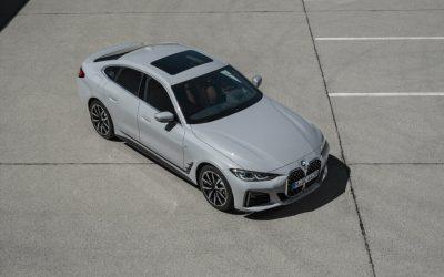 BMW introduceert nieuwe 4-Serie Gran Coupe