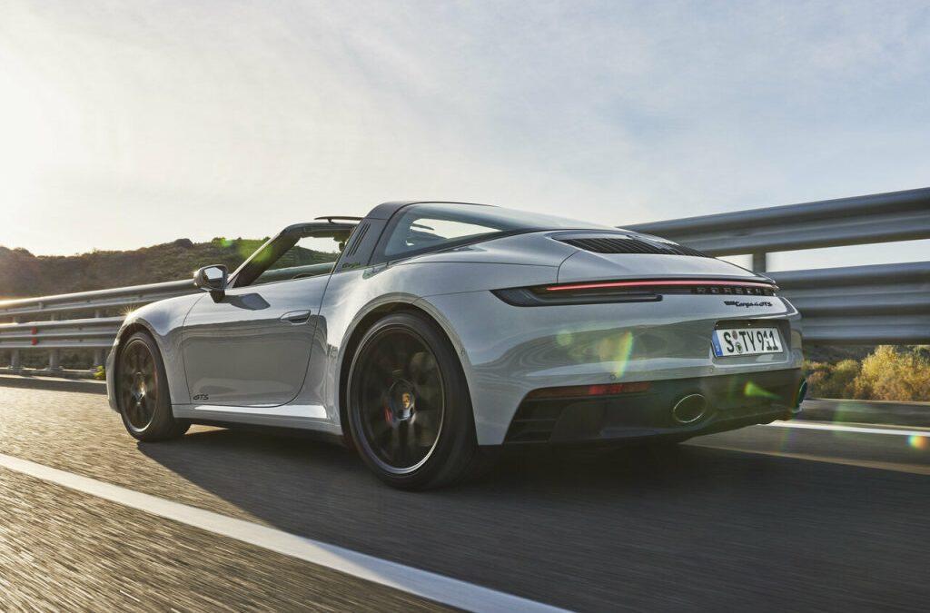Porsche introduceert nieuwe 911 GTS