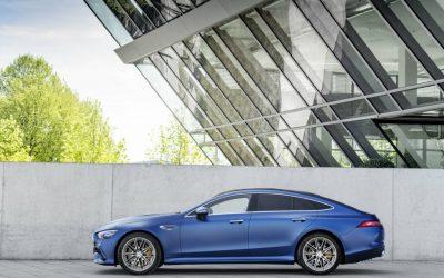 Mercedes-AMG GT 4-deur aangepast voor modeljaar 2022