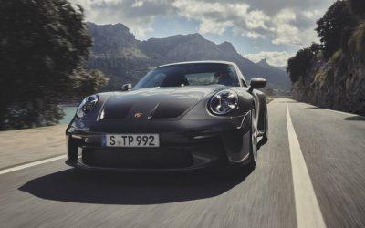 Porsche introduceert 911 GT3 Touring