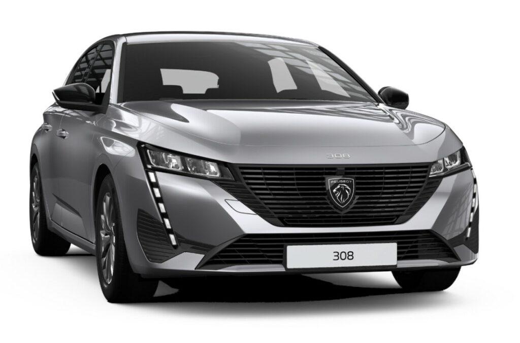 Peugeot prijst nieuwe 308