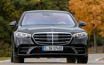 Mercedes-Benz S-Klasse PHEV nu te bestellen