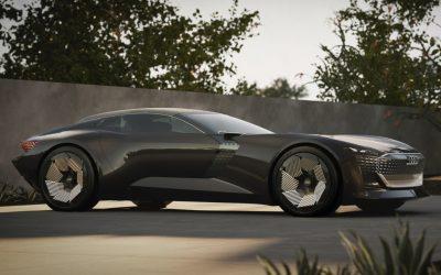 Audi onthult Skysphere Concept