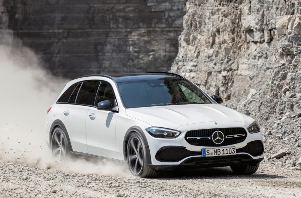 Mercedes-Benz introduceert C-Klasse Estate All-Terrain