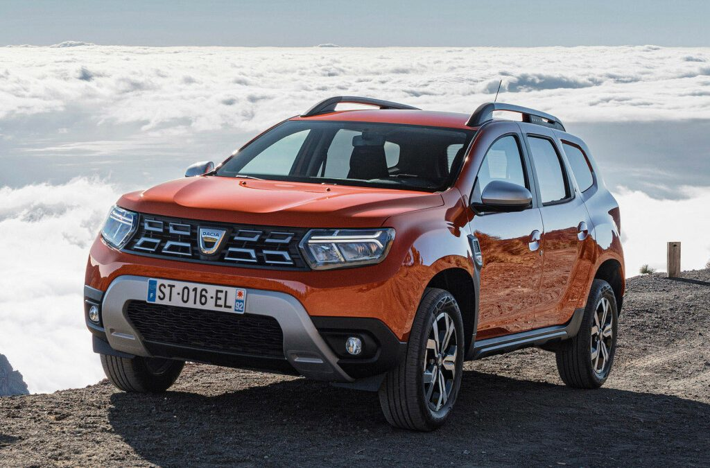 Dacia prijst Duster 2021