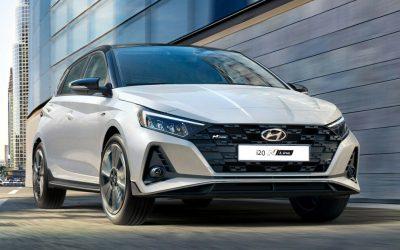 Hyundai i20 N Line nu te bestellen