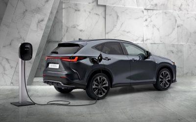 Lexus prijst NX modeljaar 2022